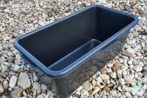 Купить прямоугольную емкость, контейнер для нимфей 60 литров
