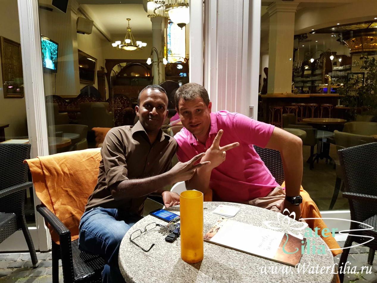 Наш друг Vasu Manickam